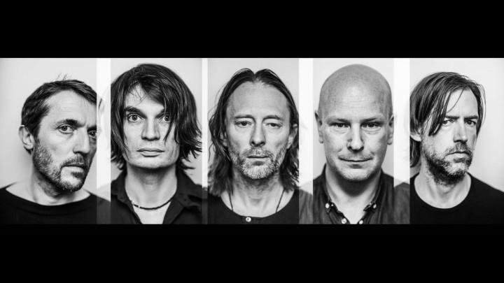 Radiohead press photo
