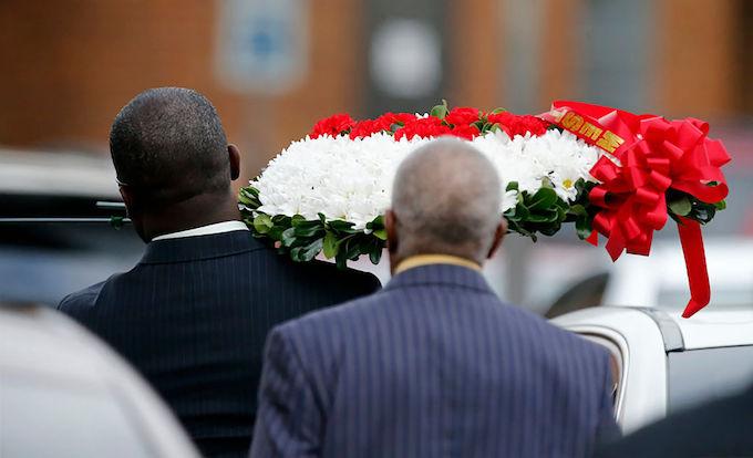 Botham Jean's funeral