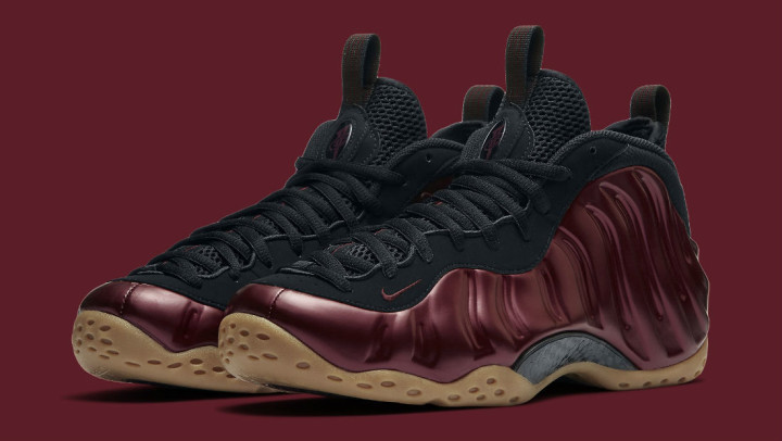 newest collection 57a83 6be07 Nike Air Foamposite One Maroon 314996-601 | Complex