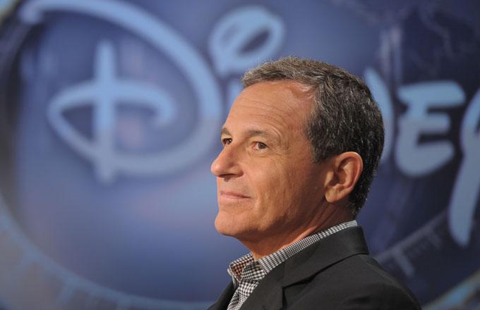 Disney president Robert Iger