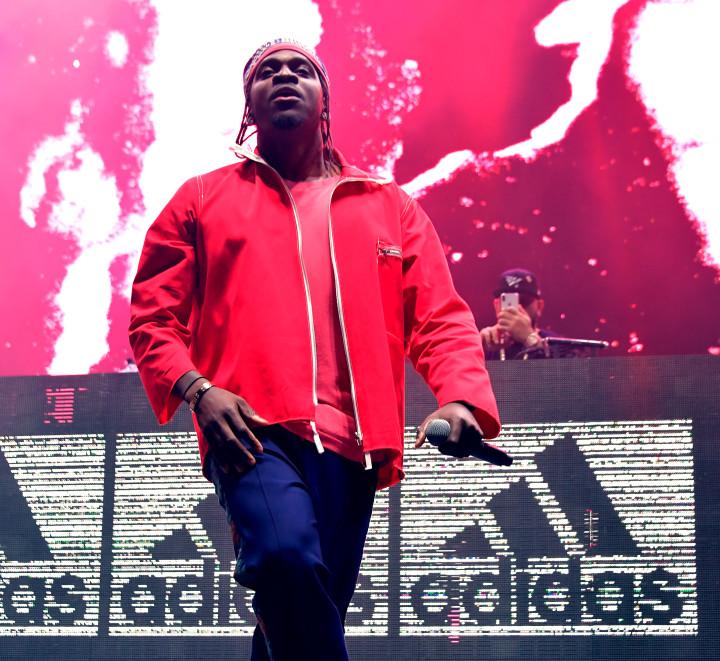 Pusha T Adidas
