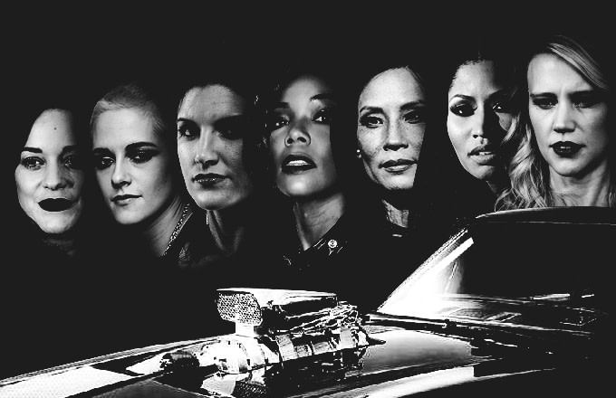 Fate of the Furious Ladies