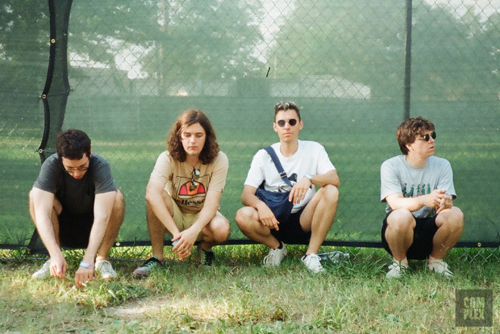 BADBADNOTGOOD in Manchester, Tennessee, for the 2017 Bonnaroo Music Festival.