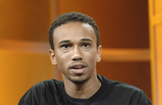 "Aaron McGruder, creator and executive producer of ""The Boondocks"""