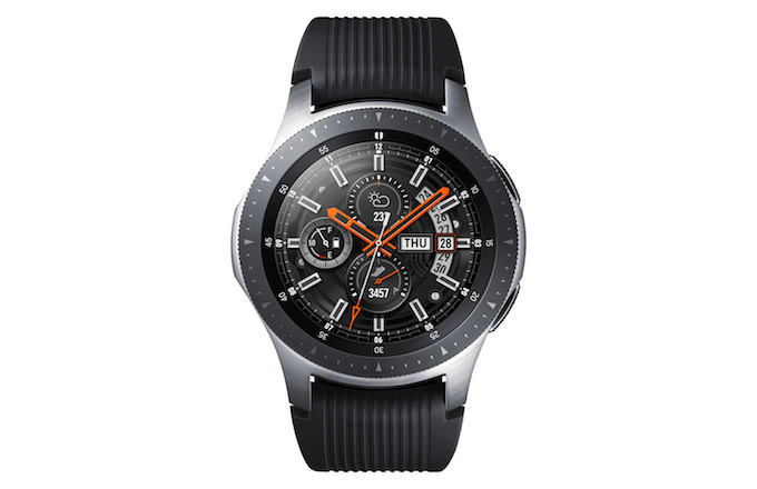 The new Samsung Galaxy Watch in 46mm.