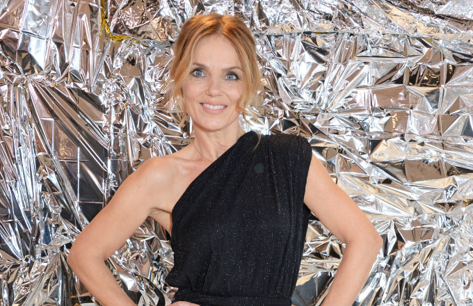 Geri Horner attends the VIP launch