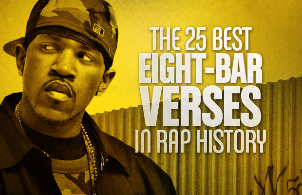 The 25 Best Eight-Bar Verses in Rap History | Complex