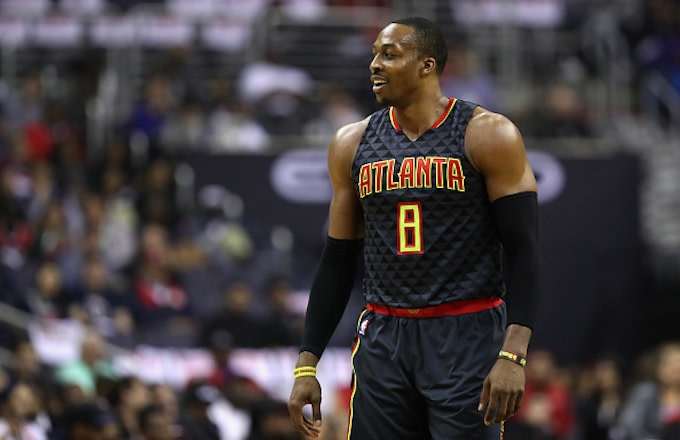 separation shoes e4151 65946 Sources Say Atlanta Hawks Have Traded Dwight Howard to ...