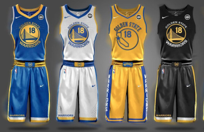 brand new 5385a 9c854 These Design Concept NBA Jerseys Created by a Fan Turmed Out ...