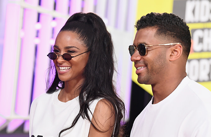 Ciara and Russell Wilson Seemingly Respond to Future's Comments