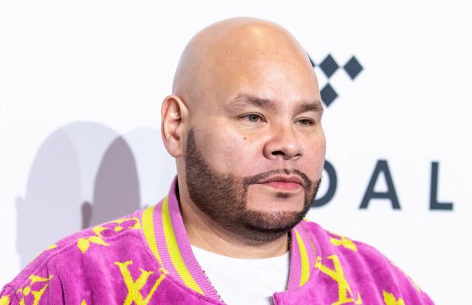 Fat Joe attends Tidal X: The Rock the Vote Benefit Concert