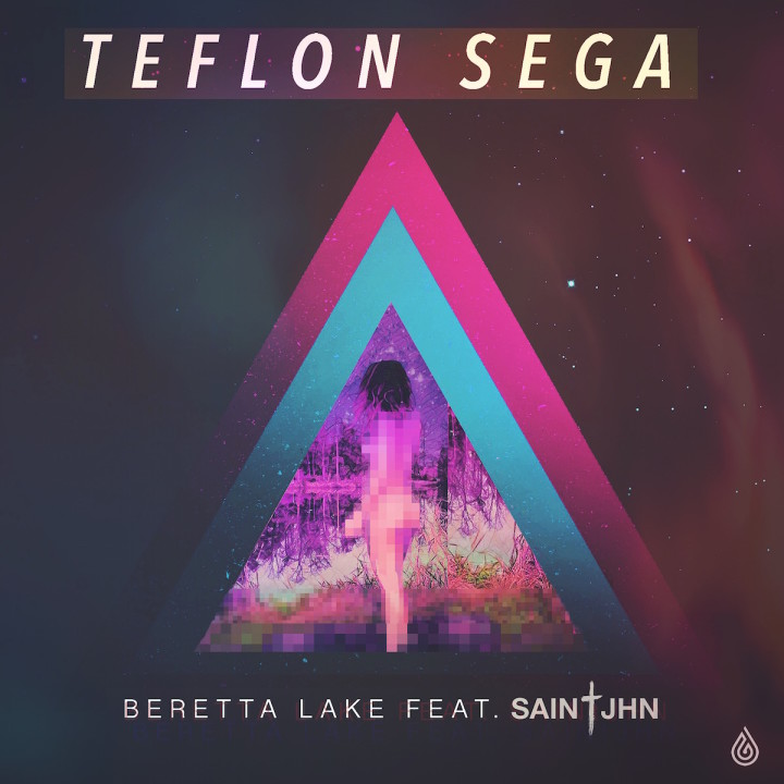 Teflon Sega Artwork
