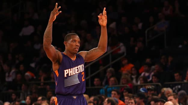 Eric Bledsoe is up in arms.
