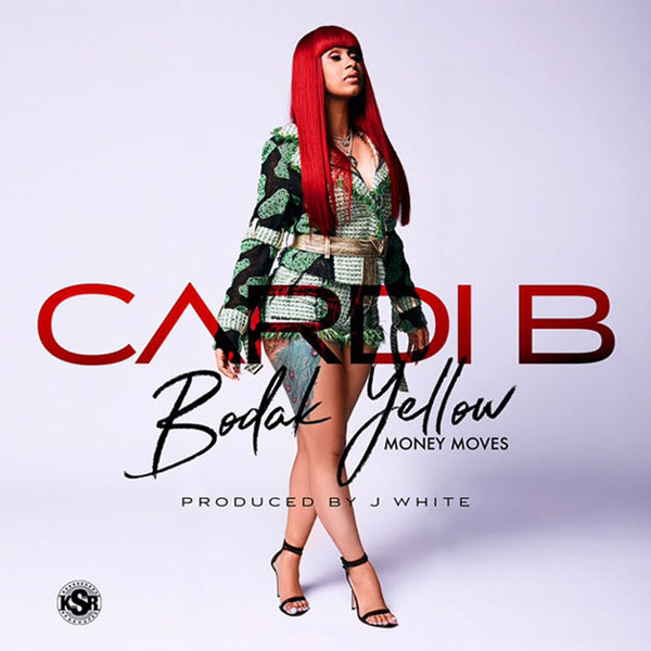 "Cardi B ""Bodak Yellow"""