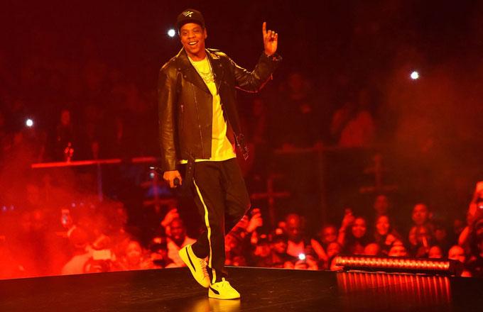 Jay-Z 4:44 Tour Brooklyn
