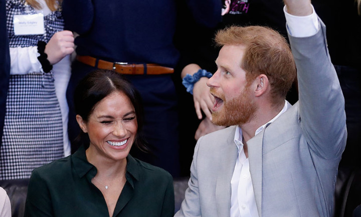 Prince Harry And Meghan Markle Announce Their Pregnancy