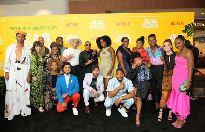 "Premiere Of Netflix Original Series ""Dear White People"" Volume 3"