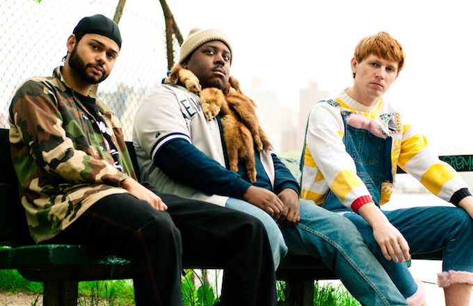 Injury Reserve Are the Latest Weirdo Internet Rappers — But