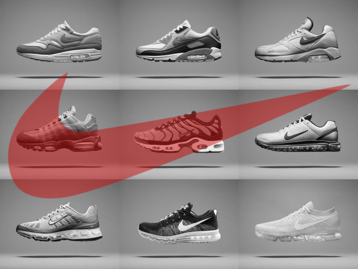 A Brief History Of The Nike Air Max Series