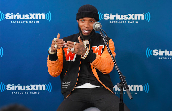 Tory Lanez Reminds Everyone He's Still Cool With Travis