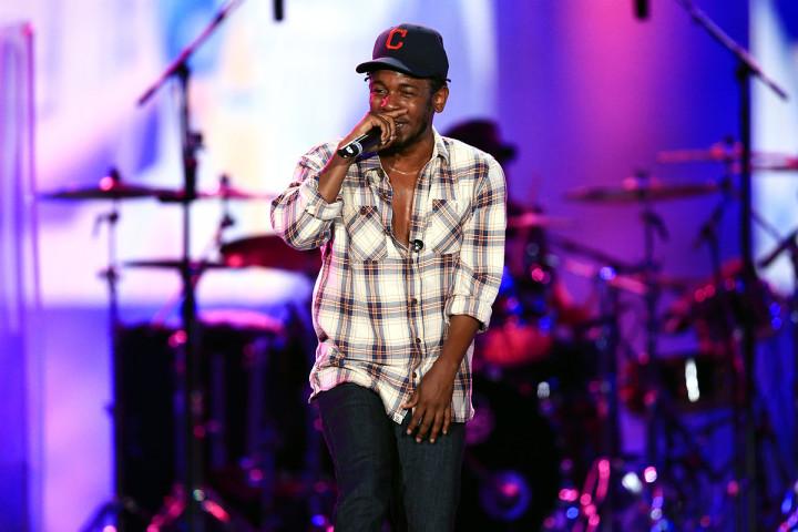 Kendrick Lamar Quebec City Festival D'ete