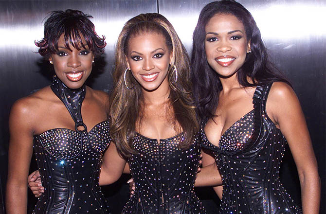 This is a photo of Destiny's Child.