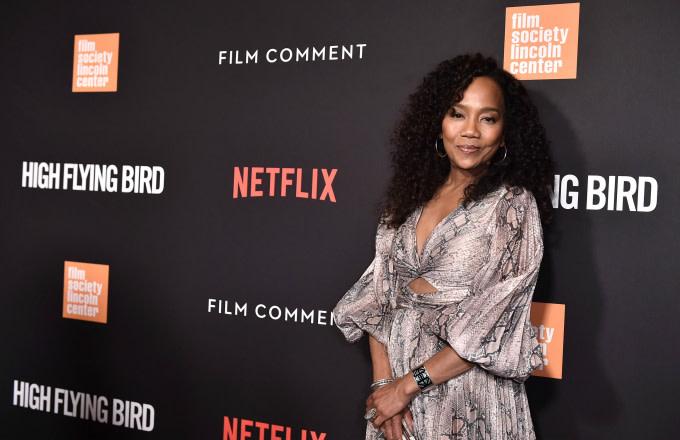 "Sonja Sohn attends the Netflix ""High Flying Bird"" Film"