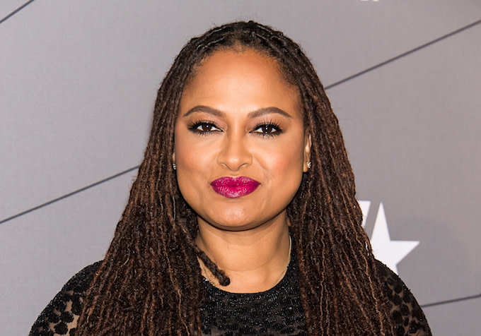 Ava Duvernay in New Jersey