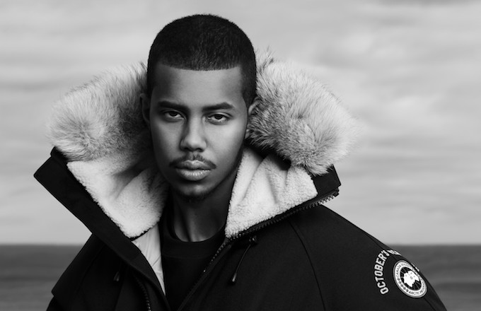 Canada Goose x October's Very Own Winter 2016 Chilliwack Bomber