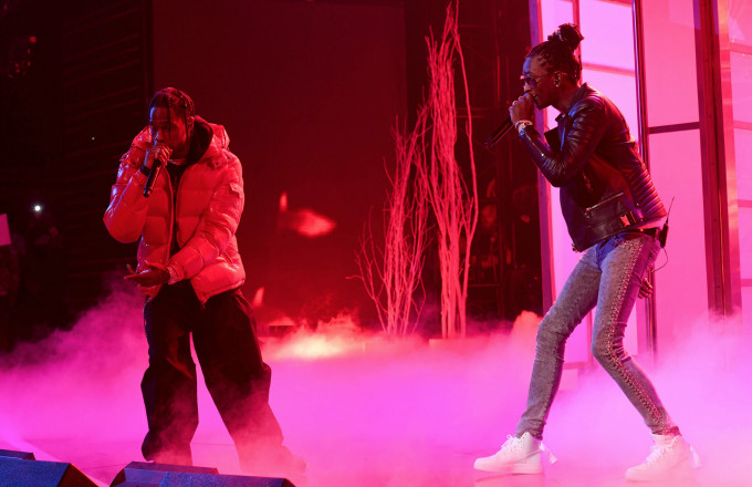 Young Thug and Travis Scott Go Full Ballad on