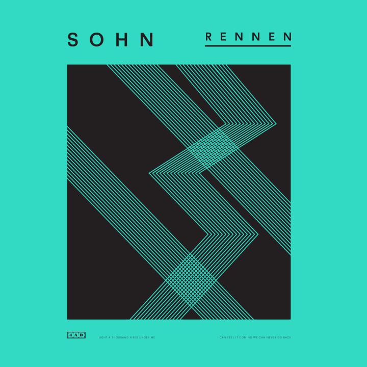SOHN 'Rennen' Artwork