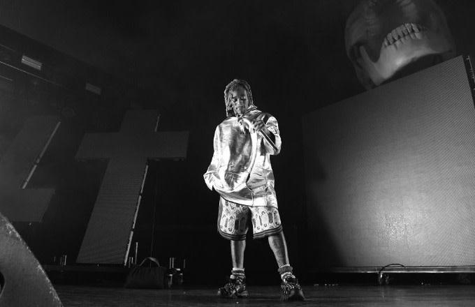 Lil Uzi Vert Tells Fan He Doesn't Know When 'Eternal Atake' Will Be