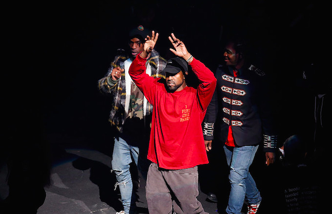 8603c68b Kanye West Is Reportedly Facing a Legal Battle Over Yeezy Brand Name ...