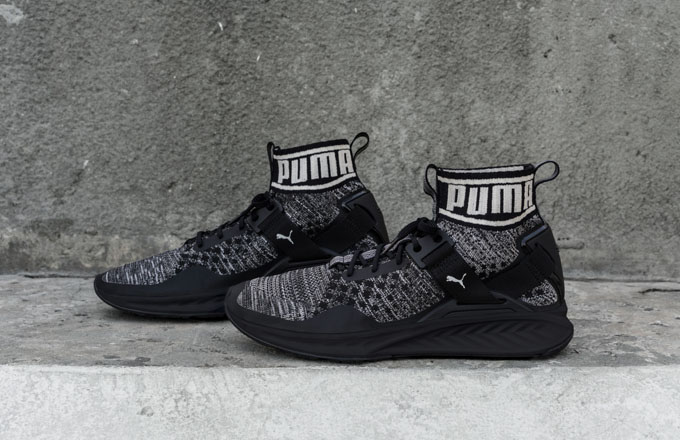"separation shoes 259db c5120 PUMA's IGNITE evoKNIT is the Next Sneaker to ""Run the ..."