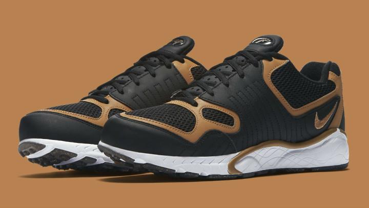 Nike Air Zoom Talaria Black/Gold Beauty