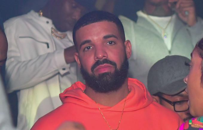 Drake attends OVO Chubbs Birthday Celebration