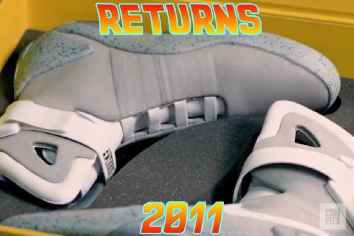 Nike Mag History 4