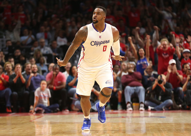 This is a picture of Glen Davis.