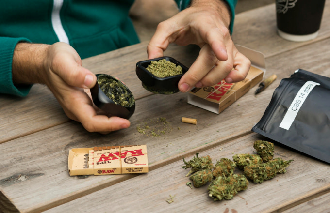 Cannabis educator Jonathan Hirsh