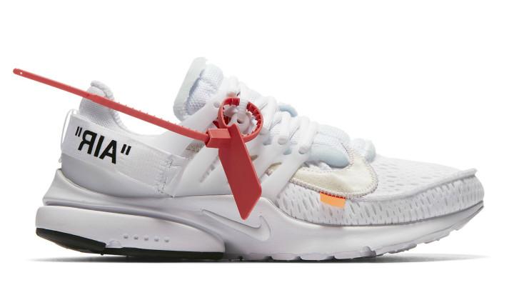 396c75ca1e861 Off-White x Nike Air Presto 'Polar Opposites/White'