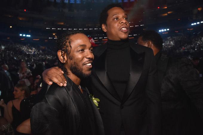 Kendrick Jay Z TPAB