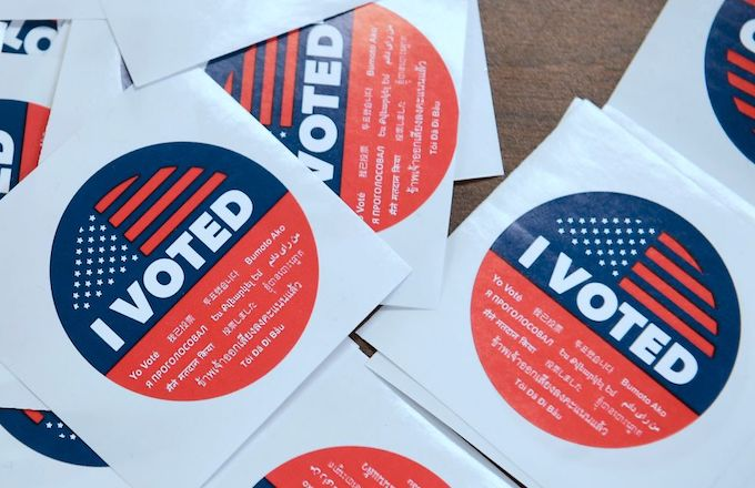 free voting stuff