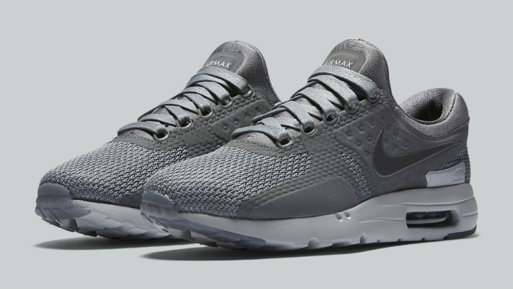 lowest price e26e8 ff91a The Nike Air Max Zero Goes