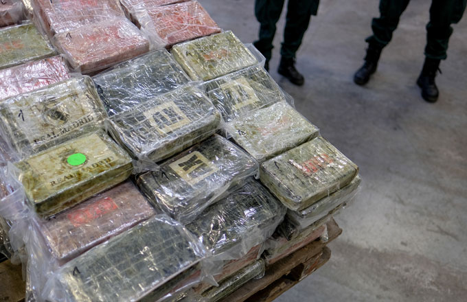 Authorities Snag Cocaine With Street Value of $77 Million | Complex