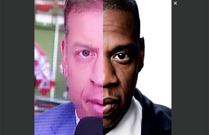 Twitter Is Convinced That Troy Aikman Looks Like Jay Z | Complex