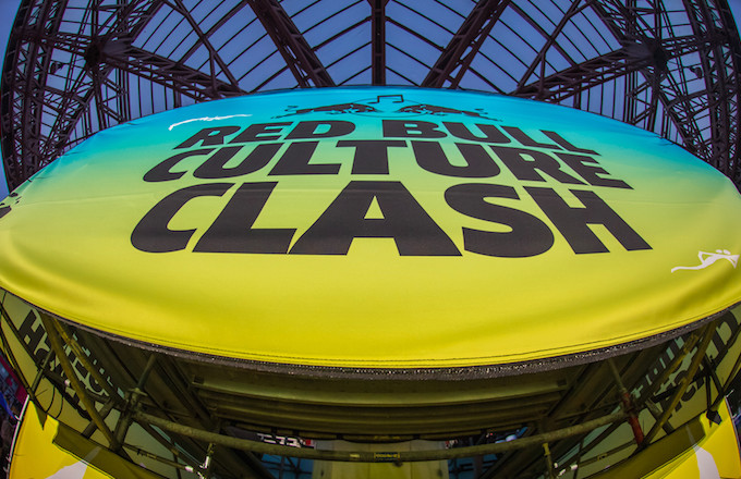 2018 Red Bull Culture Clash
