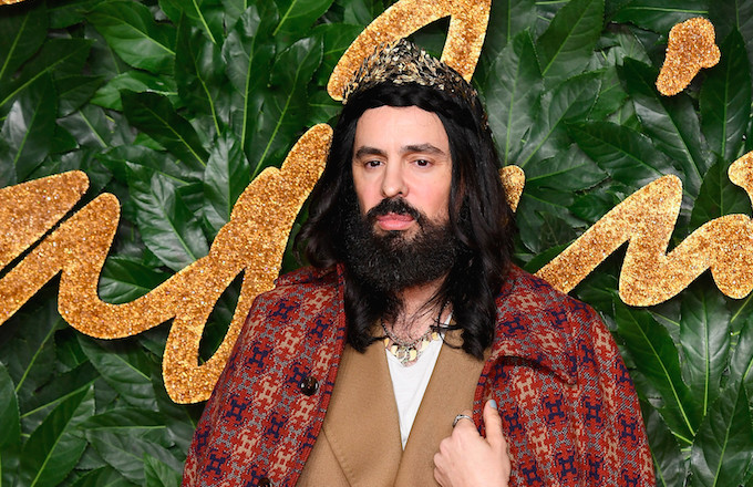 74ea38d0 Gucci Creative Director Alessandro Michele Addresses Blackface ...