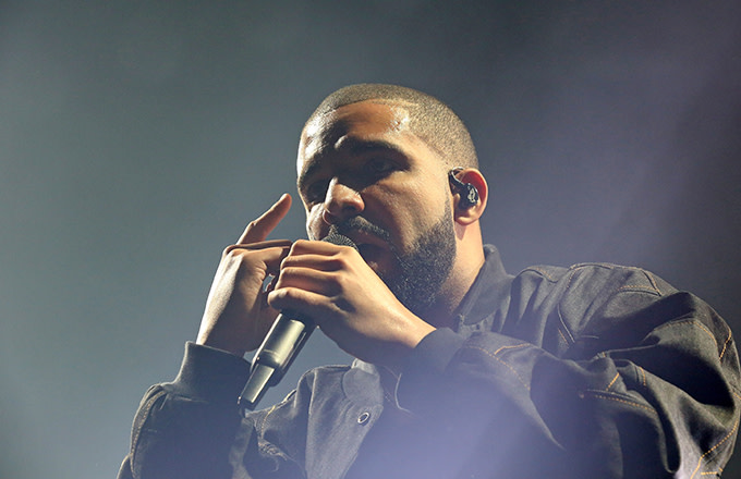 This is photo of Drake.