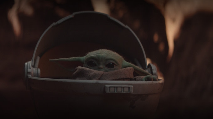 Baby Jabba Comes For Baby Yodas Crown As The Cutest