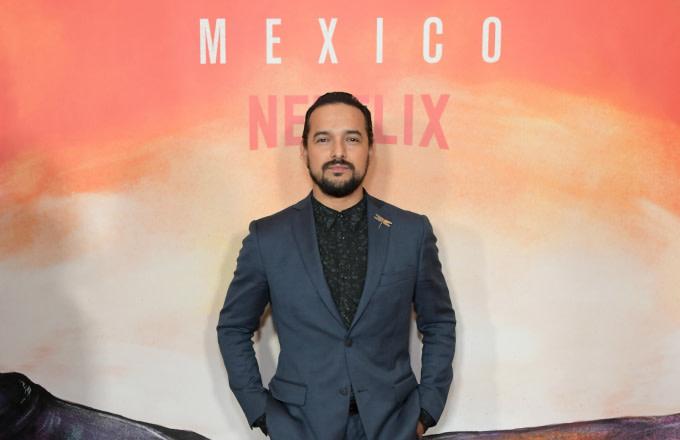 Alejandro Edda attends the Netflix Original Series 'Narcos: Mexico', special screening